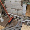 Instalace dvou sprchovych koutu dozdeni pricky castecne i obk p1020290