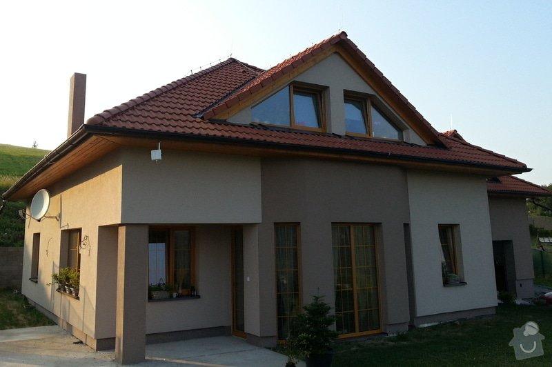 Zateplení rodinného domu: 20130725_191343