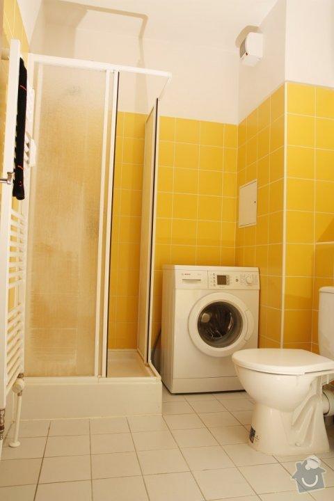 Renovace koupelny, chodby, kuchyne: kupelna_1