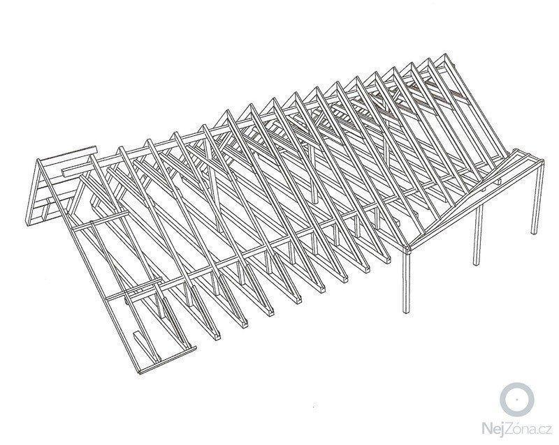 Vazbu CNC nástroji: strecha1