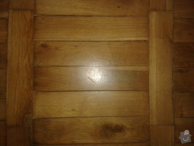Přeložení parket 16.3 m2: 20130730_122735
