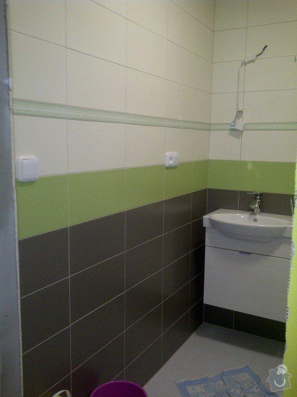 Částečná rekonstrukce bytu: Praha-20130603-01383