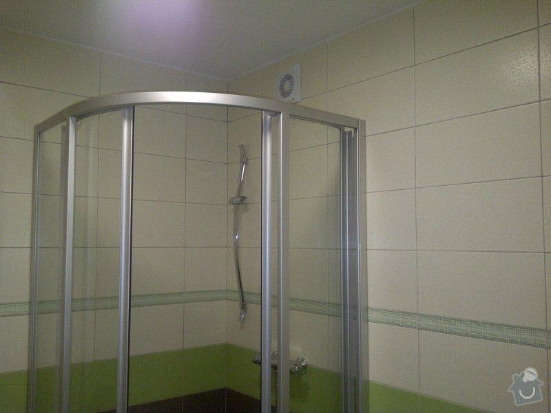 Částečná rekonstrukce bytu: Praha-20130603-01384