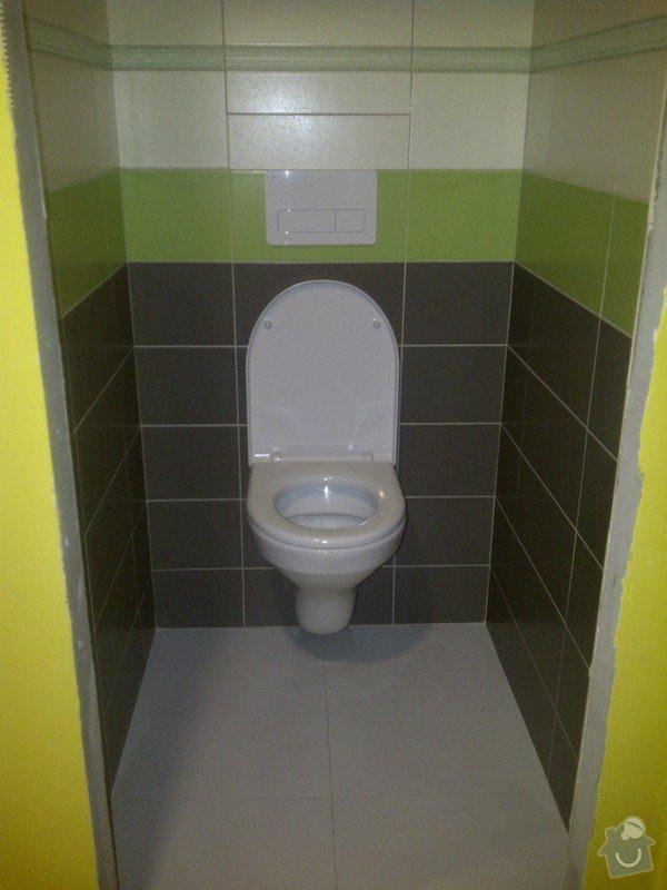 Částečná rekonstrukce bytu: Praha-20130603-01388