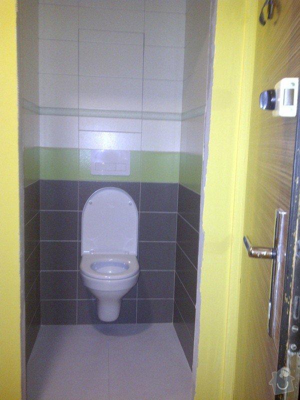 Částečná rekonstrukce bytu: Praha-20130603-01389