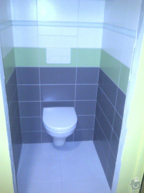 Částečná rekonstrukce bytu: Praha-20130603-01390