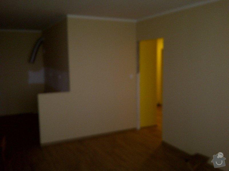 Částečná rekonstrukce bytu: Praha-20130603-01391