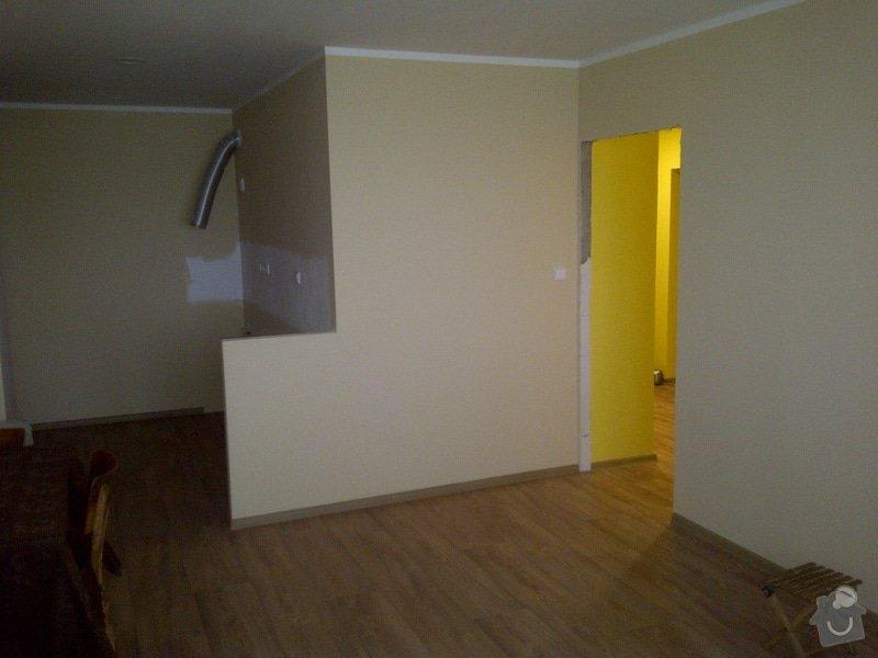 Částečná rekonstrukce bytu: Praha-20130603-01392