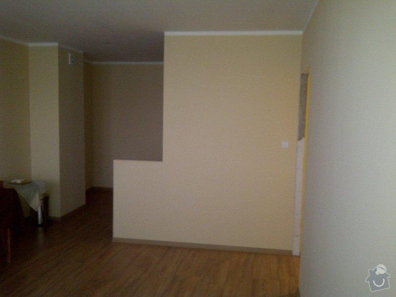 Částečná rekonstrukce bytu: Praha-20130603-01393