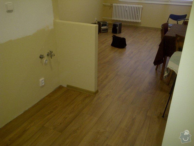 Částečná rekonstrukce bytu: Praha-20130603-01396