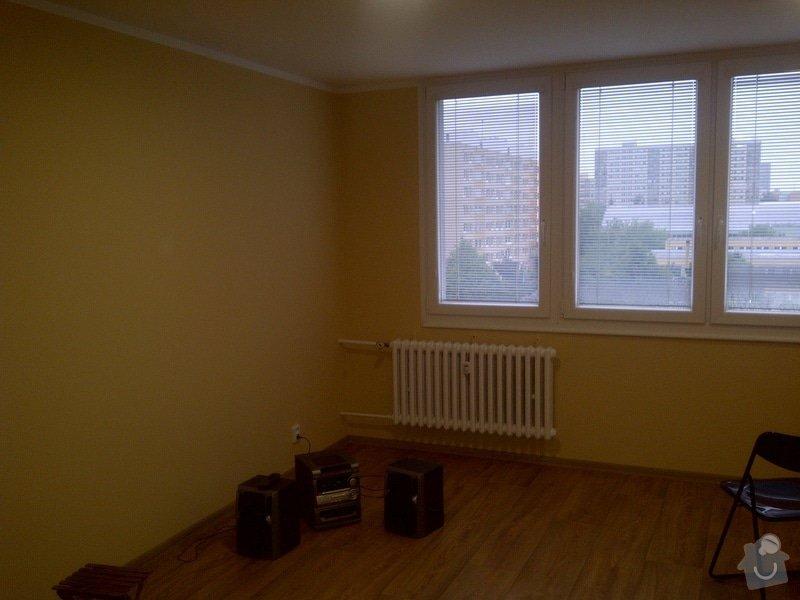 Částečná rekonstrukce bytu: Praha-20130603-01399