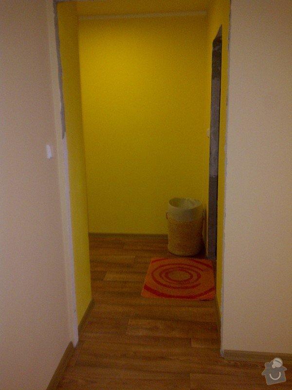Částečná rekonstrukce bytu: Praha-20130603-01401