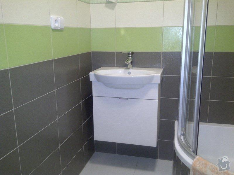 Částečná rekonstrukce bytu: Praha-20130603-01402