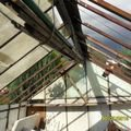 Kompletni instalace strechy na zahradni domek zahradni domek strecha2 2013