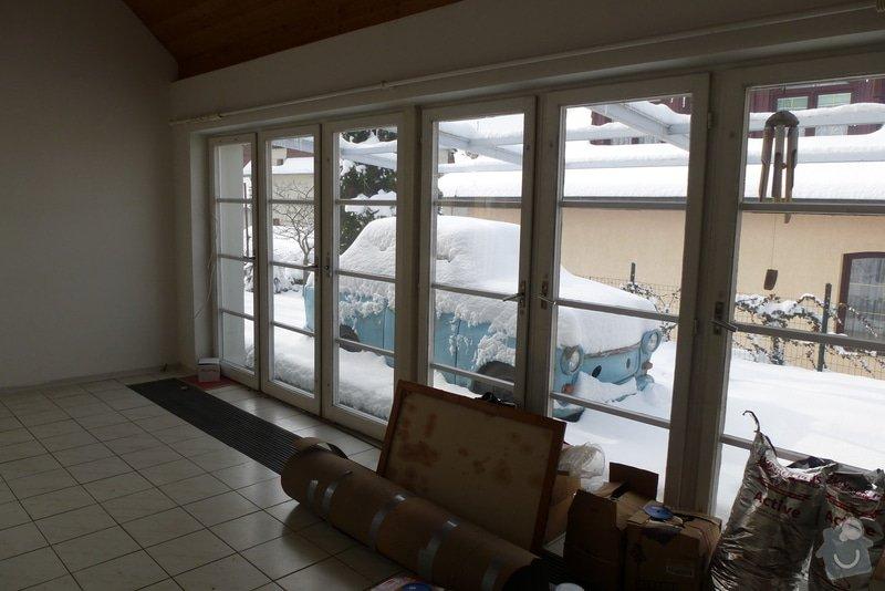 Opálení a lakování dřevěných oken: P1000256