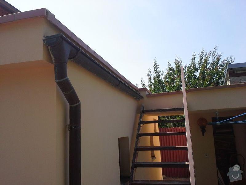 Dodávka a montáž zábradlí pro terasu a balkon: 20130727_141737