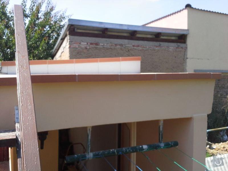 Dodávka a montáž zábradlí pro terasu a balkon: 20130727_141750