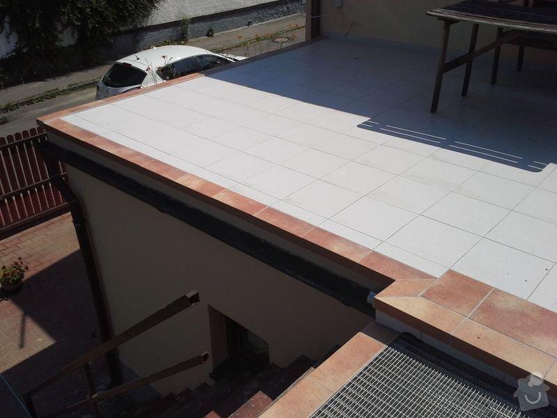 Dodávka a montáž zábradlí pro terasu a balkon: 20130727_141808