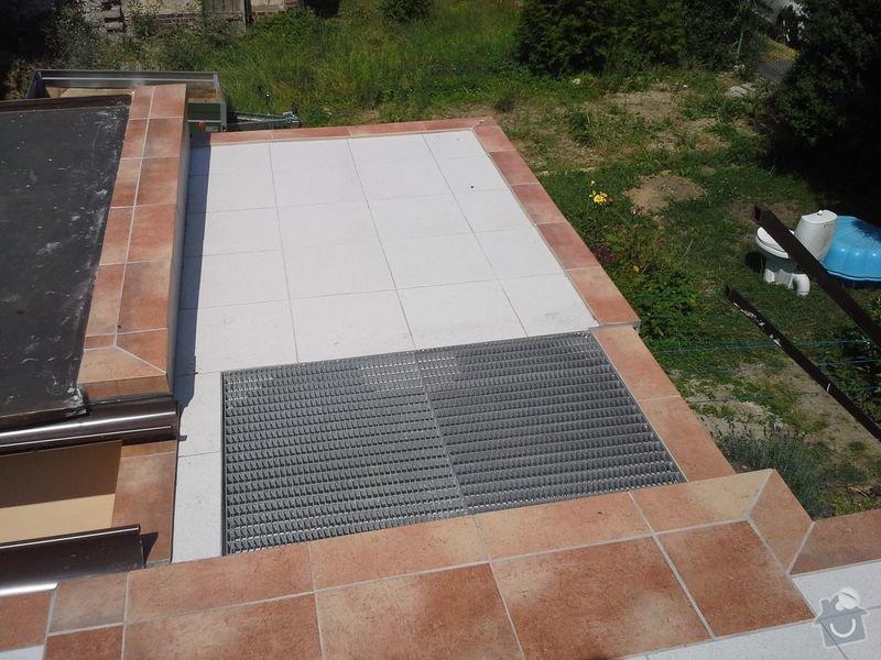 Dodávka a montáž zábradlí pro terasu a balkon: 20130727_141820