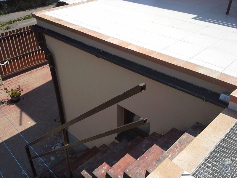 Dodávka a montáž zábradlí pro terasu a balkon: 20130727_141855