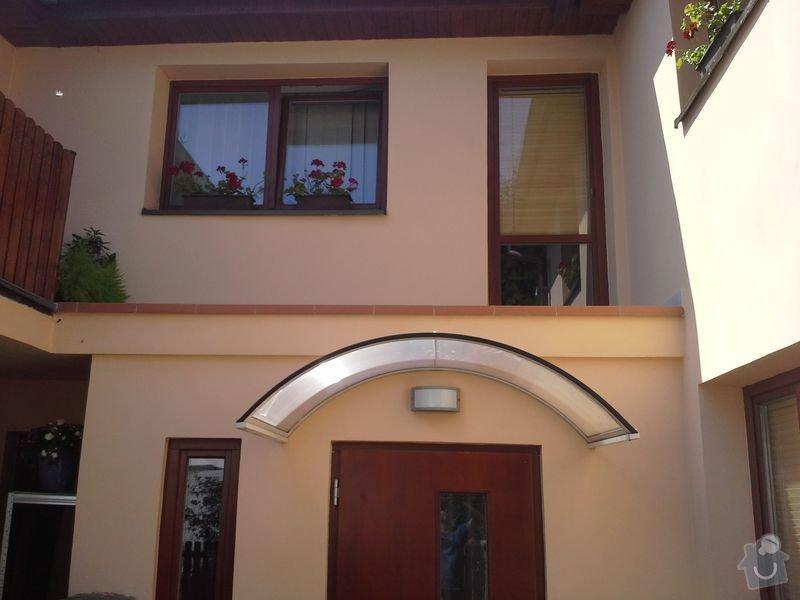 Dodávka a montáž zábradlí pro terasu a balkon: 20130727_141936