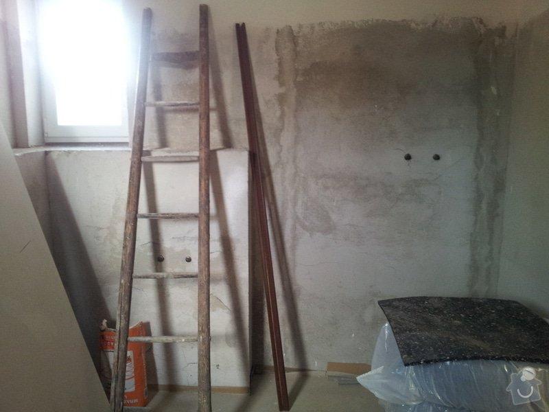 Dokončenie kúpelne - obklady + sanita: 20130731_073733