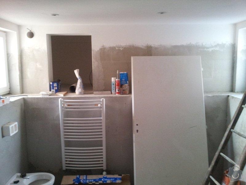 Dokončenie kúpelne - obklady + sanita: 20130731_073758