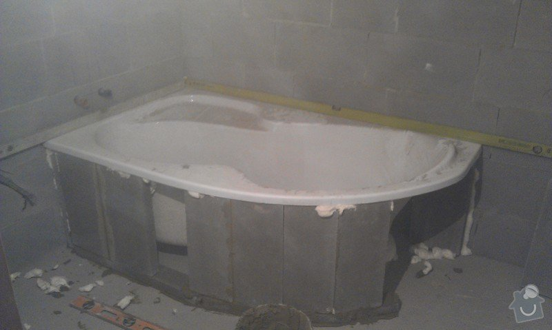 Rekonstrukce podkroví rod. domu: IMAG0227