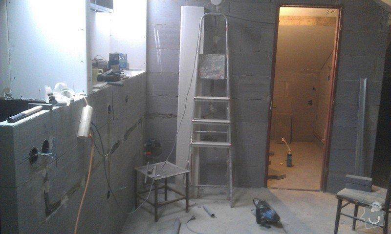 Rekonstrukce podkroví rod. domu: IMAG0230