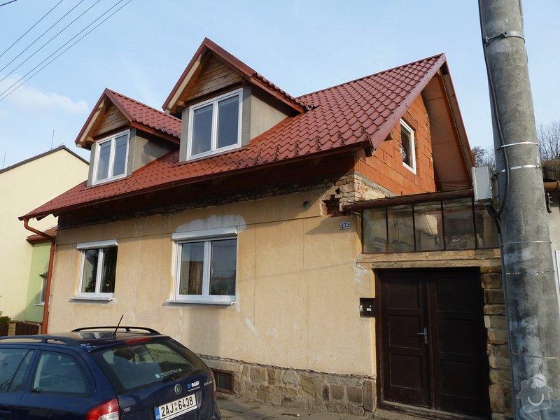 Zateplení rodinného domu: P1050585