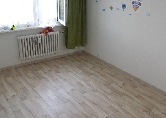 Pokládka dětského pokoje, PVC