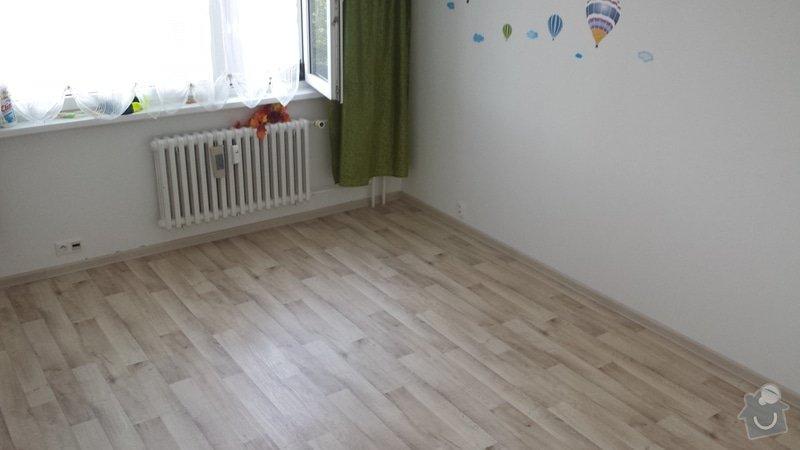 Pokládka dětského pokoje, PVC: 20130730_181115