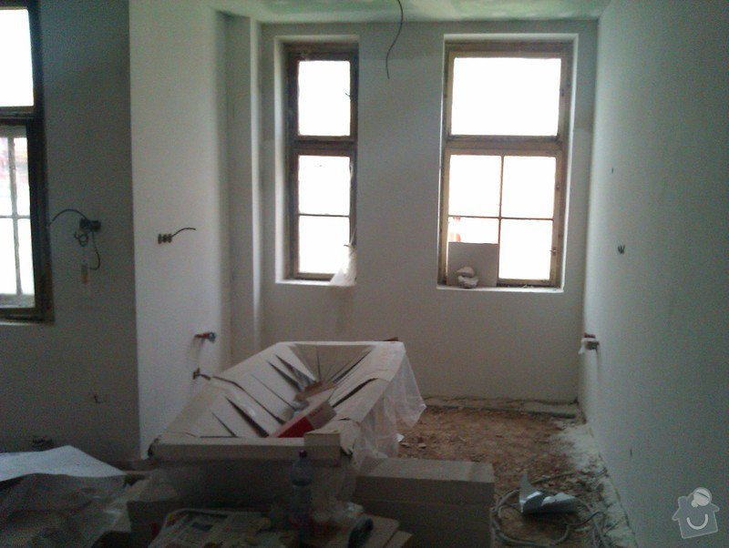 Vymena starych spaletovych oken za nove (normalni): IMAG0275