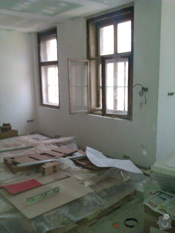Vymena starych spaletovych oken za nove (normalni): IMAG0276