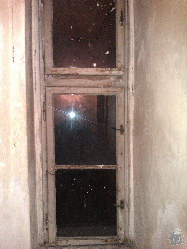 Vymena starych spaletovych oken za nove (normalni): IMAG0201