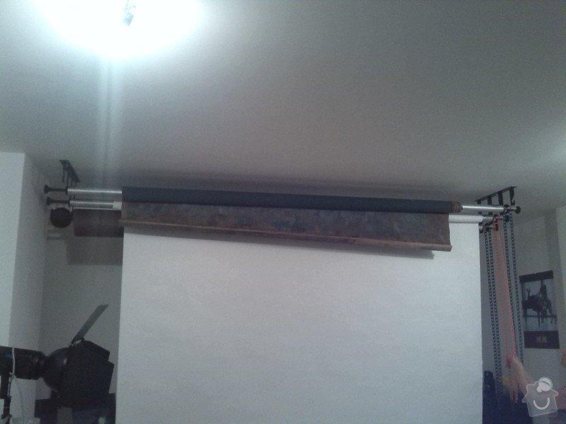 Přimontování držáku na strop: IMG_20130729_192458