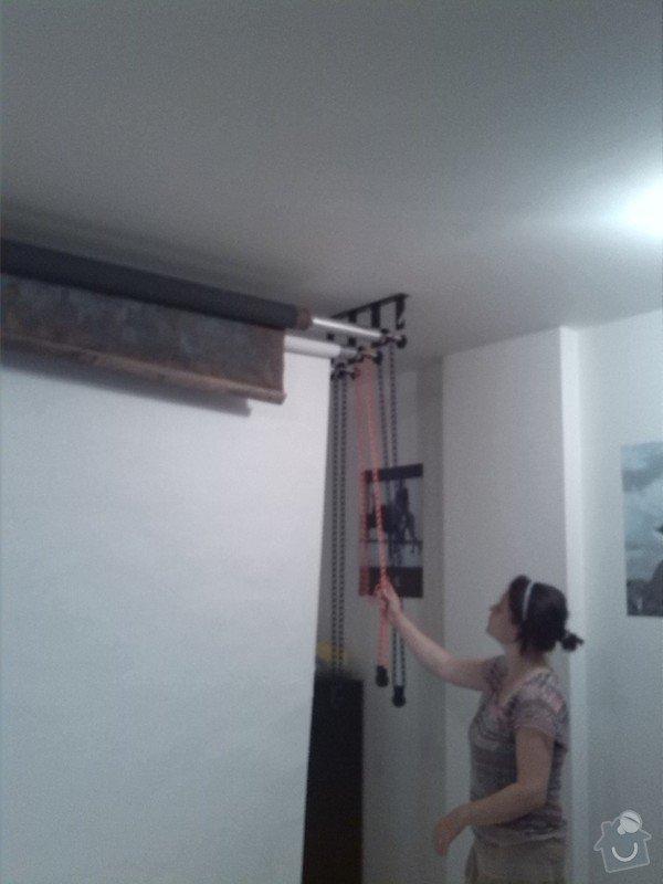 Přimontování držáku na strop: IMG_20130729_192509