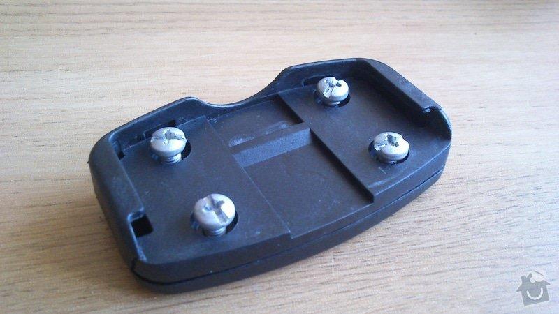 Klempířské, kovářské práce - výroba malého držáku: DSC_0367