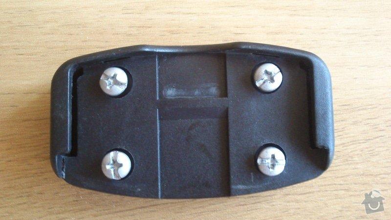 Klempířské, kovářské práce - výroba malého držáku: DSC_0368