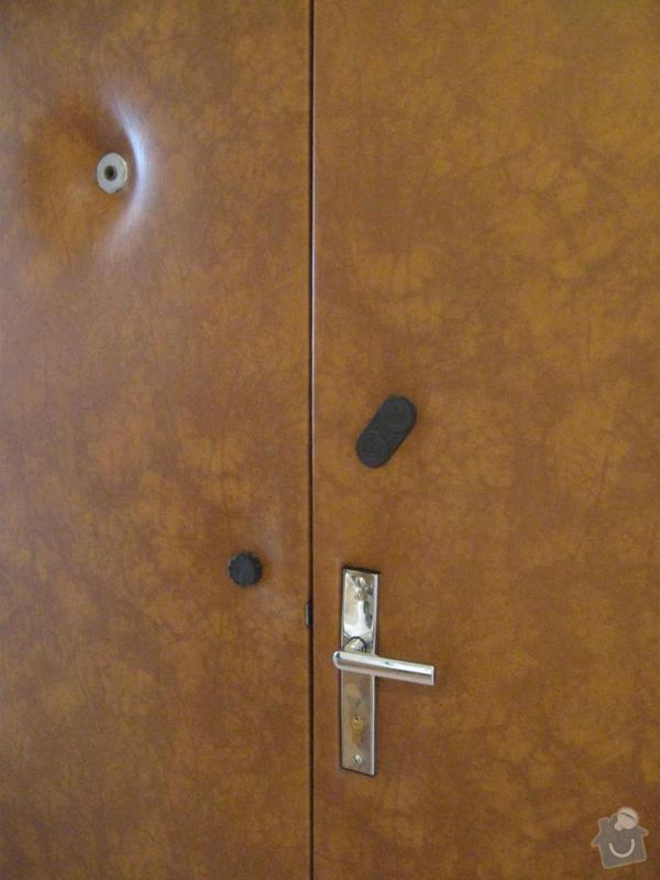 Čalounění vstupních dveří: dvere_3