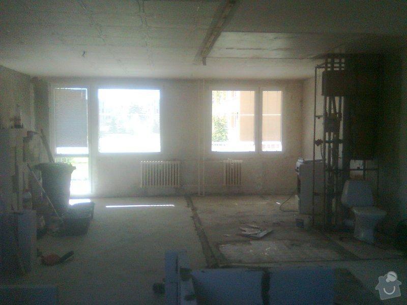 Rekonstrukce 3kk v panelovém domě: Fotografie0746