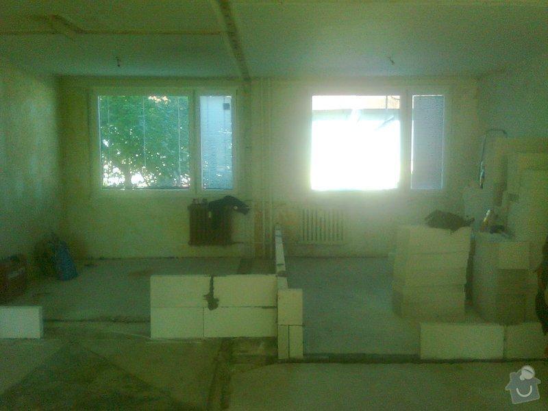 Rekonstrukce 3kk v panelovém domě: Fotografie0747