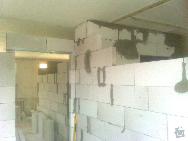 Rekonstrukce 3kk v panelovém domě: Fotografie0761