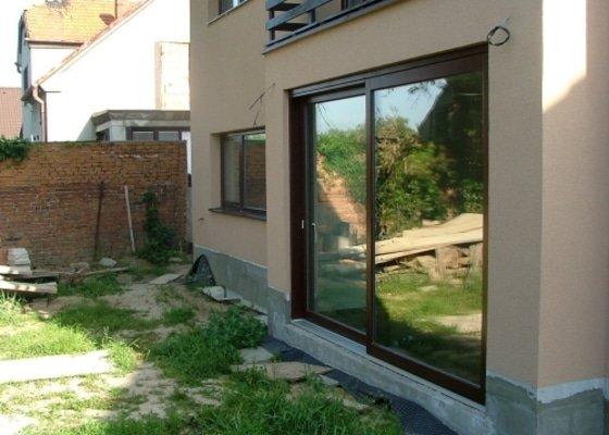 Projektová dokumentace nízkoenergetického domu