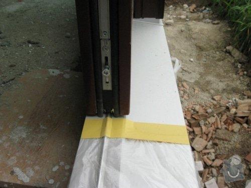 Projektová dokumentace nízkoenergetického domu: nep03