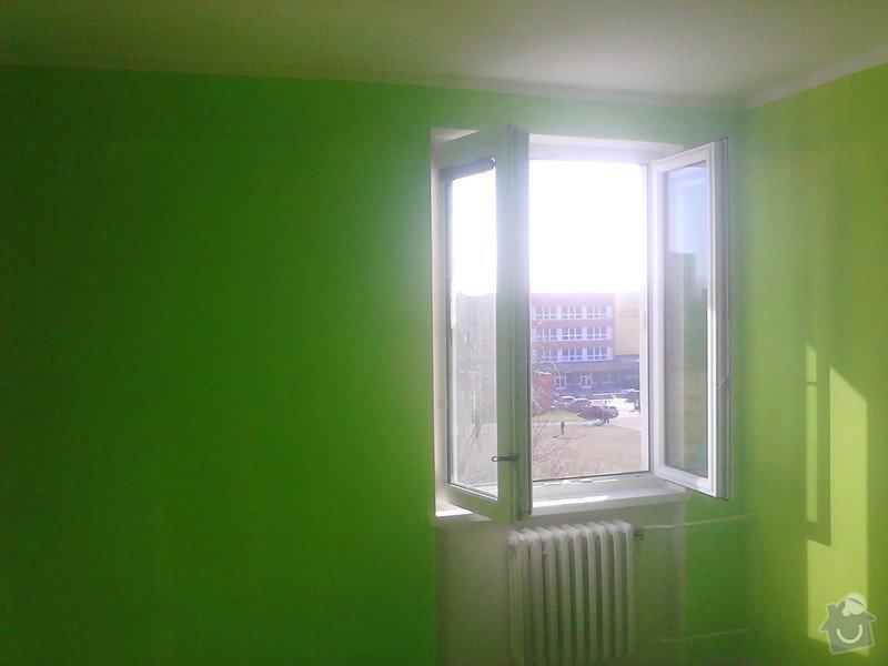 Rekonstrukce panelového bytu: malovani_loznice_2