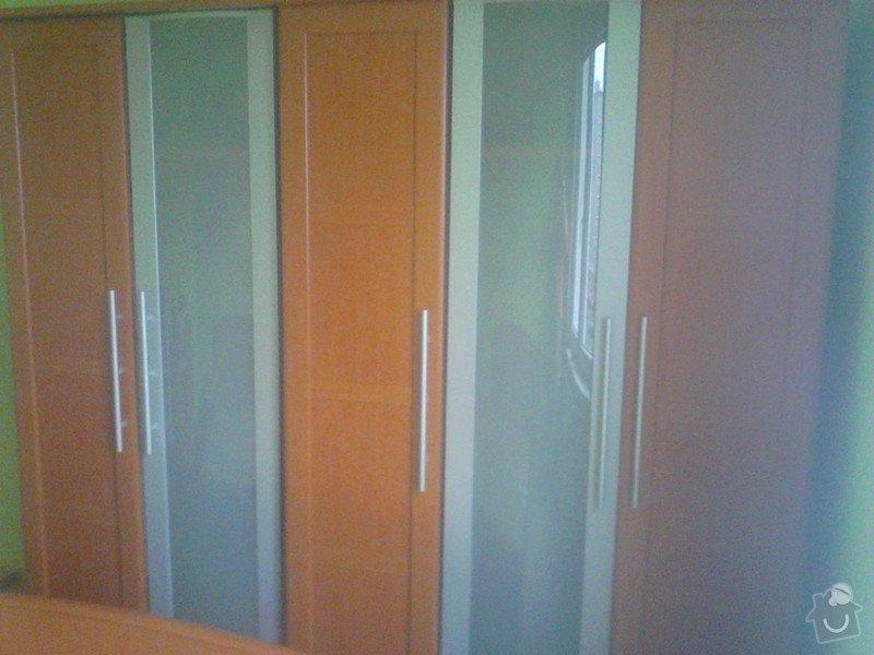 Rekonstrukce panelového bytu: montaz_skrini