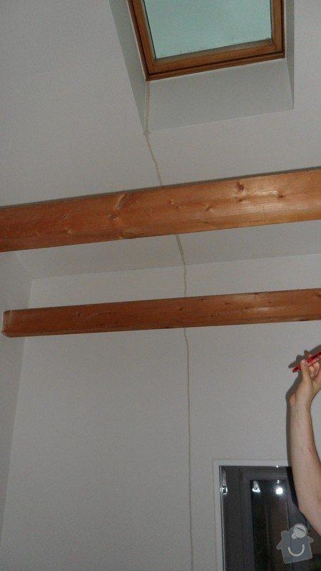 Opravu zatékající střechy: SAM_5904