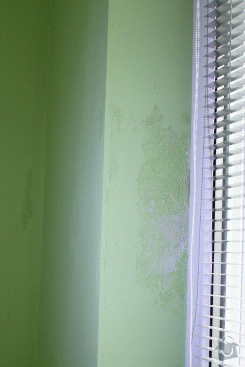 Odstranění skvrn na zdi: zed2