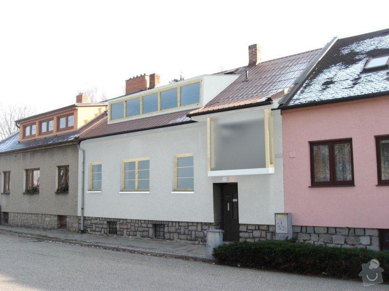 Rekonstrukce rodinného domu v Olomouci: mzakres_4_4_01